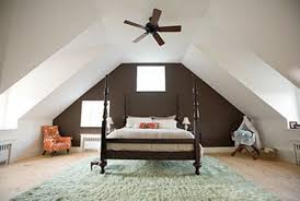 the best painting attic room slanted walls property list