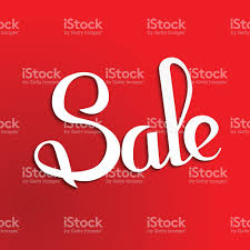 sale banner template design simple message card