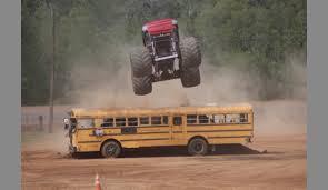 monster trucks visit coastal empire entertain thousands