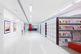 minimalist design for law firm storage