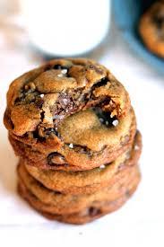 light or dark brown sugar for chocolate chip cookies chewy double chocolate chip cookies with sea salt ambitious kitchen