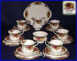 country roses tea set vintage 1950 1960 royal albert country roses tea set service