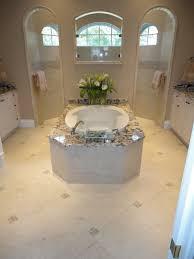 master bathroom in sarasota fl mud set 24x24 rectified porcelain