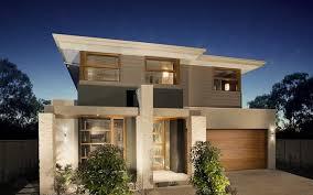 Laguna Brown Modern House Facade Design House Design Pinterest - Modern home designs sydney