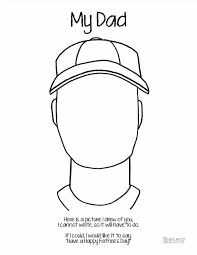 baseball for kids with remarkable baseball cap coloring page