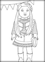 fresh american doll coloring pages 36 drawings