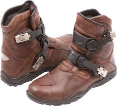 motorbike boots brown modeka muddy track 2 motorcycle boots buy cheap fc moto