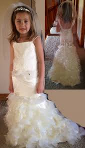 flower girl accessories mermaid style flower girl dresses