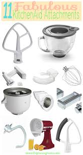 Kitchen Aid Ice Cream Maker Attachment by 11 Of The Best Kitchenaid Mixer Attachements The Pinning Mama