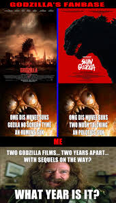 What Year Is This Meme - what year is it godzilla know your meme