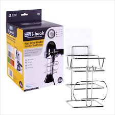 Wall Mount Hair Dryers Bathroom Hair Dryer Holder Wall Curling Iron And Blow Dryer