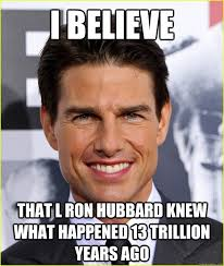 Tom Cruise Meme - tom cruise scientology victim memes quickmeme