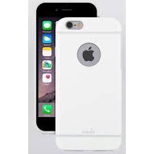 Extreme Capa Moshi iGlaze Branca iPhone 6 - macstore @XG38