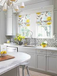 grey white yellow kitchen yellow gray and white kitchen curtains best dark grey kitchen