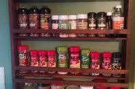 Red Spice Rack Woodworking Projects Tagged With U0027spice Rack U0027 Lumberjocks Com