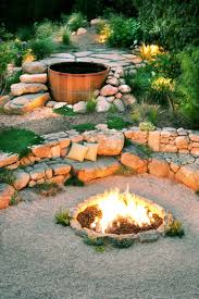 Backyard Firepit Ideas 38 Ideas For Firepits Sunset Magazine