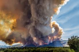 Wildfire Today Montana by Change Has Doubled Western Us Forest Fires