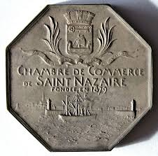 chambre de commerce de nazaire fichier chambre de commerce de nazaire médaille revers jpg