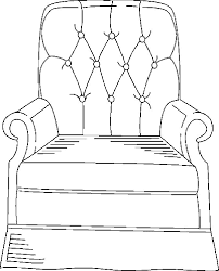 Clipart Armchair 16 Best Armchairs Images On Pinterest Armchairs Digi Stamps And