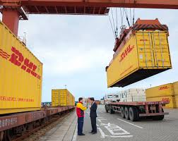 dhl ocean freight english