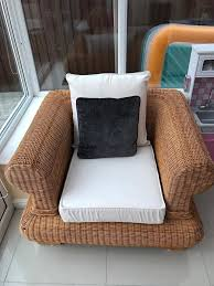 Second Hand Garden Furniture Merseyside Furniture Set 1x3 Seater 2x1 Seaters And Matching Table In