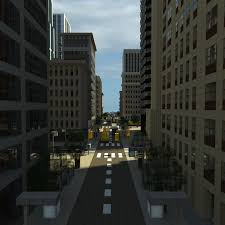 New York City Map For Minecraft by Minecraft New York City Street