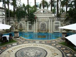 wall coverings wood gianni versace mansion miami gianni versace