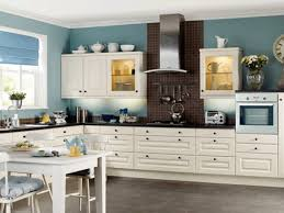 Kitchen Cabinets In Two Colors Kitchen Cabinets 55 Kitchen Cabinet Paint Colors Kitchen