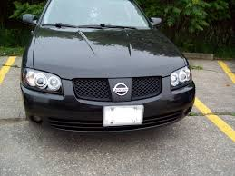 nissan sentra 2004 modified dashz 2004 2006 sentra halo projector headlights available now