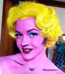 Pop Art Costume Halloween Halloween Makeup Ideas Reddit Popsugar Beauty
