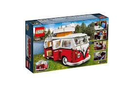 volkswagen van cartoon ck modelcars 10220 lego creator vw volkswagen t1 camper van