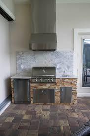 brilliant barocco white granite outdoor kitchen elegant outdoor