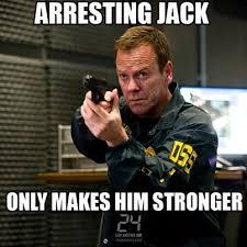 Jack Bauer Meme - kiefer sutherland monkief archives des catégories 12 24