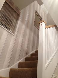 paint hall wall paper and paint hall stair well dan baker painter