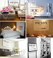 Deko Blau Interieur Idee Wohnung Quadros Prada Marfa Sign Home Pinterest Deko Ideen Deko Und