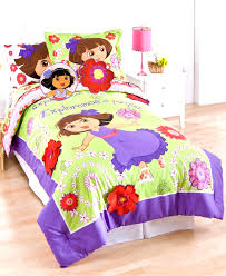 Macy Bedding Sets Dora Picnic 3 Piece Comforter Sets Kids Bedding Bed Bath