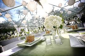 clear wedding tent outdoor wedding venues the clear tent