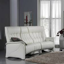Curved Sofa Uk by Himolla Rhine 3 Seater Curved Manual Recliner Sofa Tr Hayes