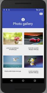 gridview android how to create gridview and show photos from sdcard en proft me