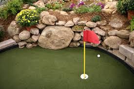 diy make your own backyard putting green ebay