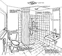 bathroom designer free barrier free bathroom design handicappedbathroomtips visitus