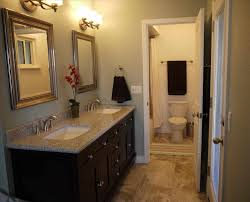 bathroom color ideas paint colors with brown tile trends home