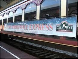 north pole express on the grapevine vintage railroad grapevine