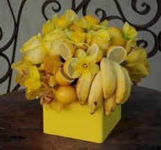 fruit flower arrangement beautiful fruit flower arrangements for table decorating inspiration