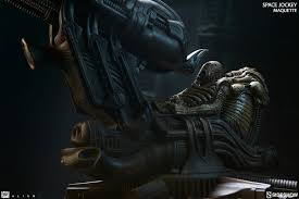alien space jockey maquette by sideshow collectibles sideshow