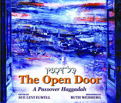 a passover haggadah the open door a passover haggadah all gifts