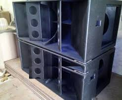 12 Inch Bass Cabinet Empty Cabinet Manufacturer From New Delhi