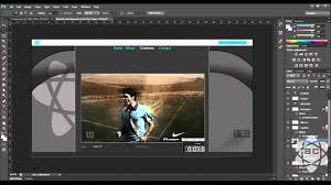 cs6 design photoshop cs6 speed web interface design by the bcdesign