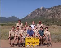 Philmont Scout Ranch Map Archives
