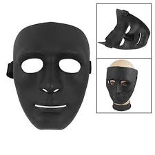 anonymous mask spirit halloween popular blank halloween mask buy cheap blank halloween mask lots